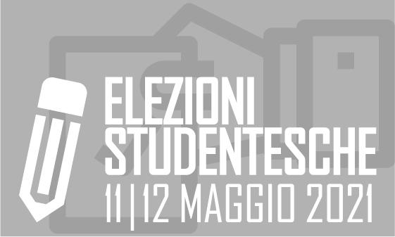 Elezioni studentesche - 11/12 maggio 2021
