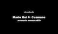 Ricordando Mario Guido Cusmano