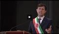 Inaugurazione Anno Accademico 2016-2017. Saluto del Sindaco di Firenze Dario Nardella