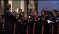 Inaugurazione Anno Accademico 2016-2017. Esibizione del Coro Universitario diretto da Patrizio Paoli